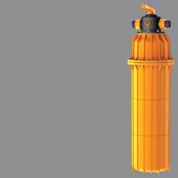 เครื่องกรองน้ำใช้ สำหรับน้ำบาดาล